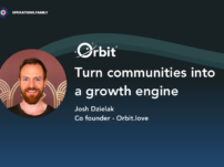 Turning communities into a growth engine