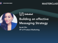 Building an effective Messaging Strategy